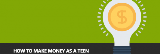 how to make money as a teen